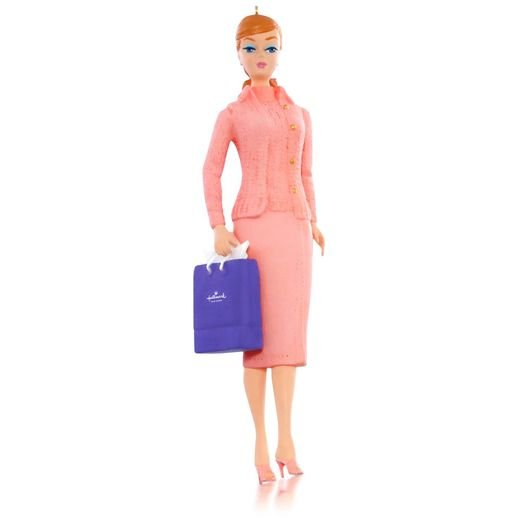 2015 Hallmark Shopping, Barbie