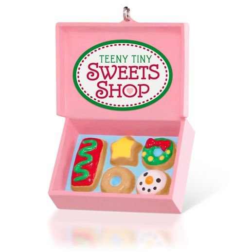2015 Teeny Tiny Sweets Shop, Miniature