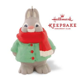 2015 Bundled Up Bunny