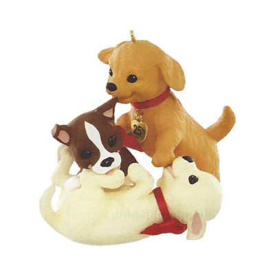 2015 Puppy Love 25th Anniversary, LIMITED EDITION, CLUB