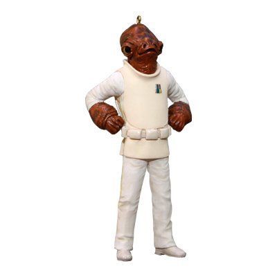 2015 Admiral Ackbar, Star Wars - Limited Quanity