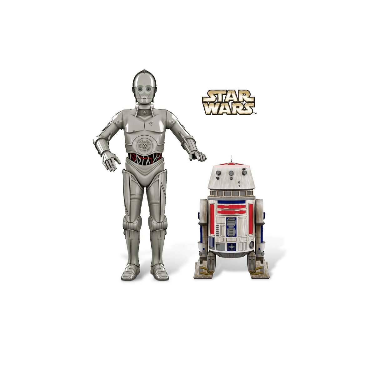 2015 U-3PO and R5-D4, Star Wars, SDCC - RARE