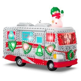 2016 Crazy Christmas Camper, Magic Cord