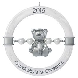 2016 Grandbaby's First Christmas