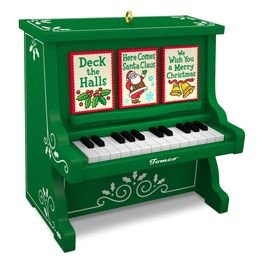 2016 Caroling Piano, Magic