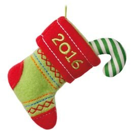2016 Stitched Stocking
