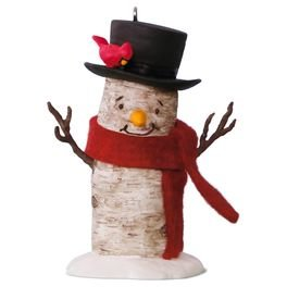 2016 Birch Branch Snowman - AVAIL DEC
