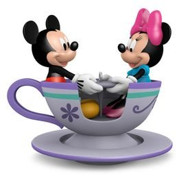 2016 Teacup for Two, Mickey and Minnie, Disney