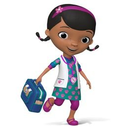 2016 The Pet Vet Is In, Doc McStuffins