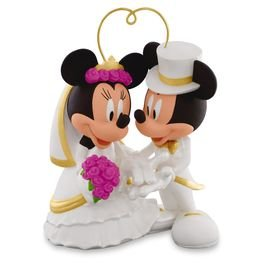 2016 I Do Times Two, Mickey And Minnie, Disney, Wedding