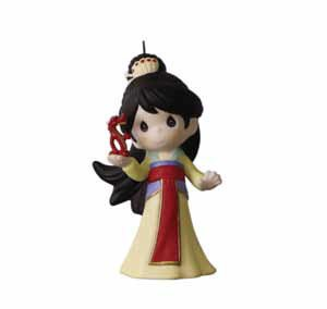 2016 Mulan, Disney, Precious Moments, LIMITED QUANTITY
