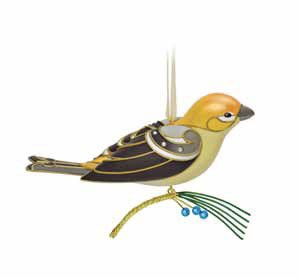 2016 Lady Pine Grosbeak, Beauty of Birds, LIMITED QUANTITY