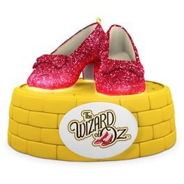 2016 Ruby Slippers, The Wizard of Oz