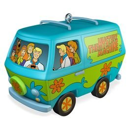 2016 The Mystery Machine, Scooby-Doo