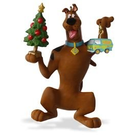 2016 Decking the Tree, Scooby-Doo