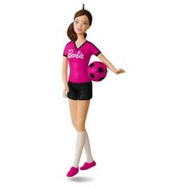 2016 Soccer Player, Barbie