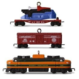 2016 Lionel 2533W Great Northern Freight Set, Miniature