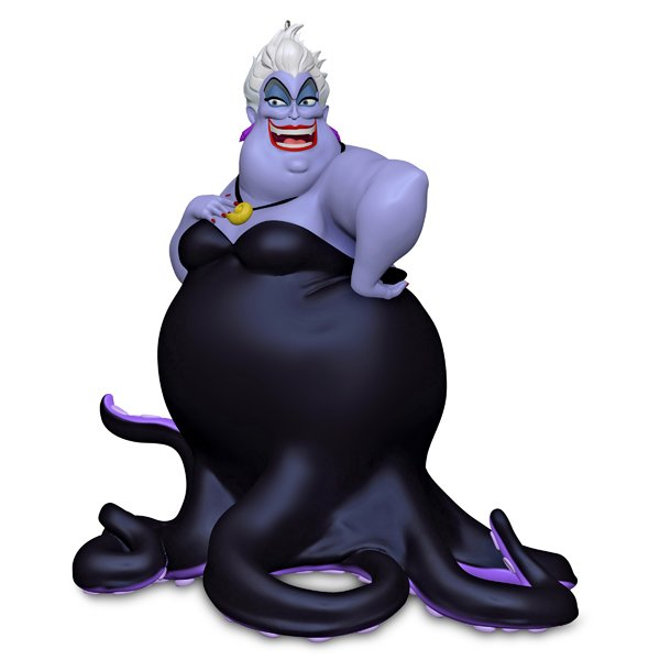 2017 Ursula, Disney The Little Mermaid, LIMITED EDITION