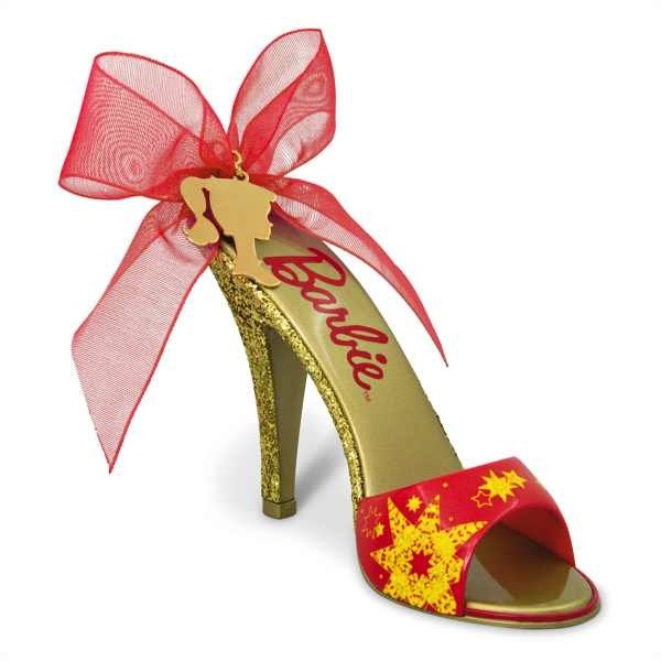 2017 Shoe-sational! Barbie - Special Edition Ornament