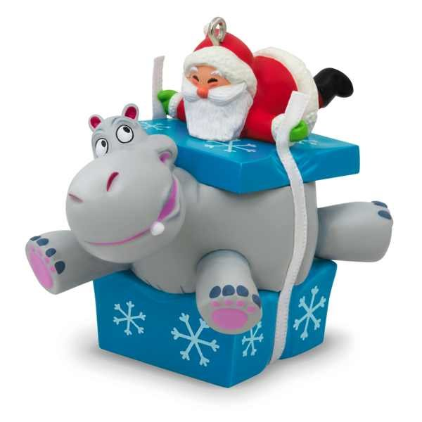 2017 I Want A Hippopotamus For Christmas, Magic