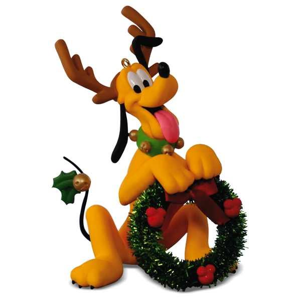 2017 Santa's Little Helper- Disney Pluto, LIMITED EDITION