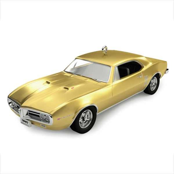2017 1967 Pontiac Firebird 400 - 50th Anniversary, LIMITED EDITION