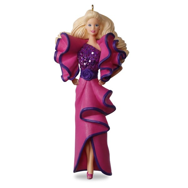 2017 Dream Date Barbie Ornament