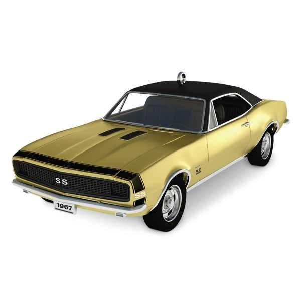 2017 1967 Chevrolet Camaro RS/SS - 50th Anniversary - AVAIL DEC
