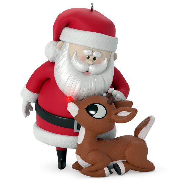 2017 Won't You Guide My Sleigh Tonight? - Rudolph the Red-Nosed Reindeer, Magic