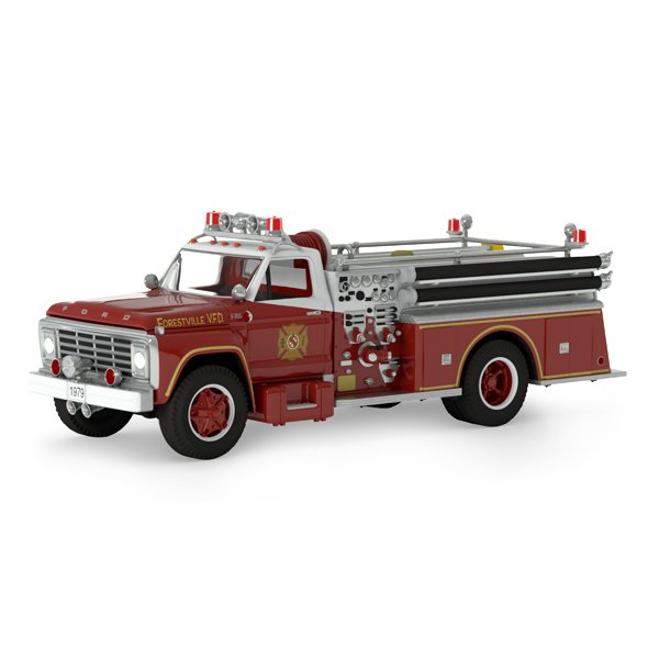 2017 1979 Ford F-700 Fire Engine - 15th in the Fire Brigade Series