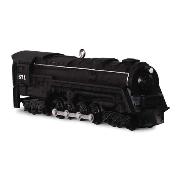 2017 671 S-2 Turbine Steam Locomotive - 22nd in the LIONEL Trains Series