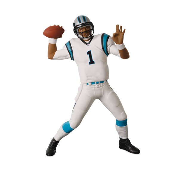 2017 Cam Newton - Carolina Panthers - 23rd in the Football Legends Series