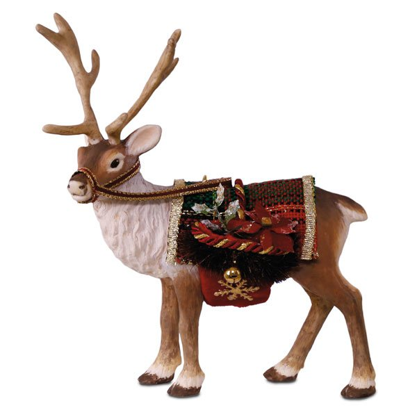 2017 Father Christmas's Reindeer, LIMITED EDITION