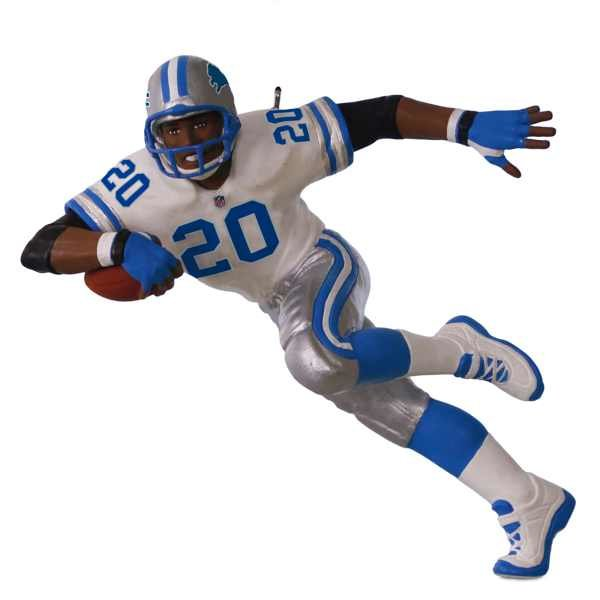 2017 Barry Sanders - Detroit Lions