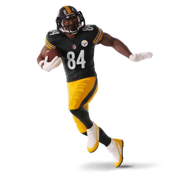 2017 Antonio Brown - Pittsburgh Steelers