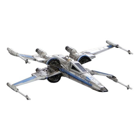 2017 T-70 X-Wing Fighter, Star Wars - SDCC, RARE