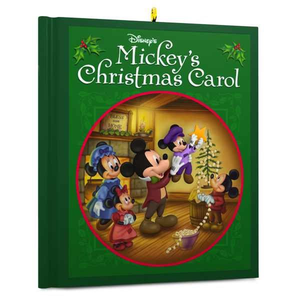 2017 Mickey's Christmas Carol - Disney Mickey Mouse