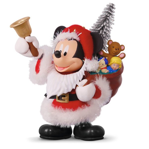 2017 Here Comes Santa! - Disney Mickey Mouse