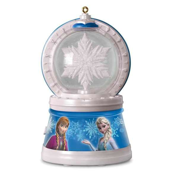 2017 Elsa's Magic Snowflake - Disney Frozen, Magic