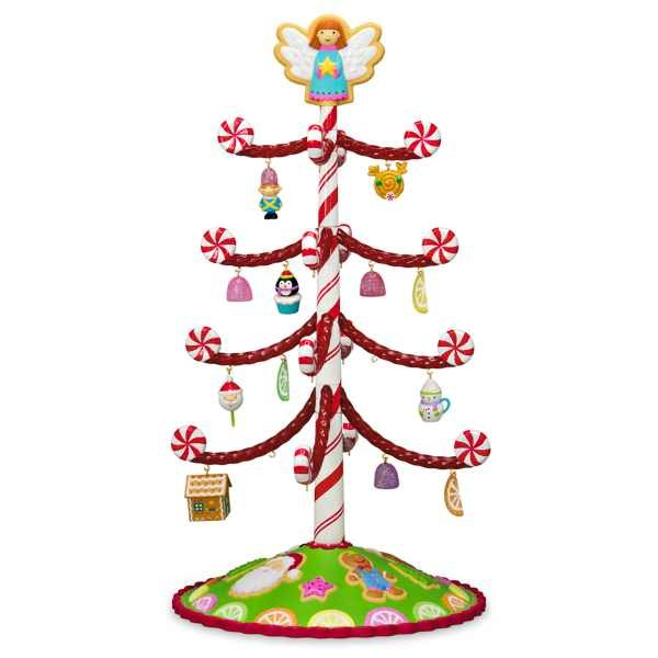 2017 Season's Treatings Miniature Tree Set, Miniature