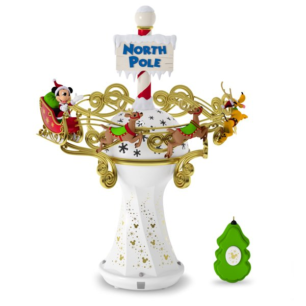 2017 Oh, What Fun! Tree Topper - Disney Mickey Mouse, Magic