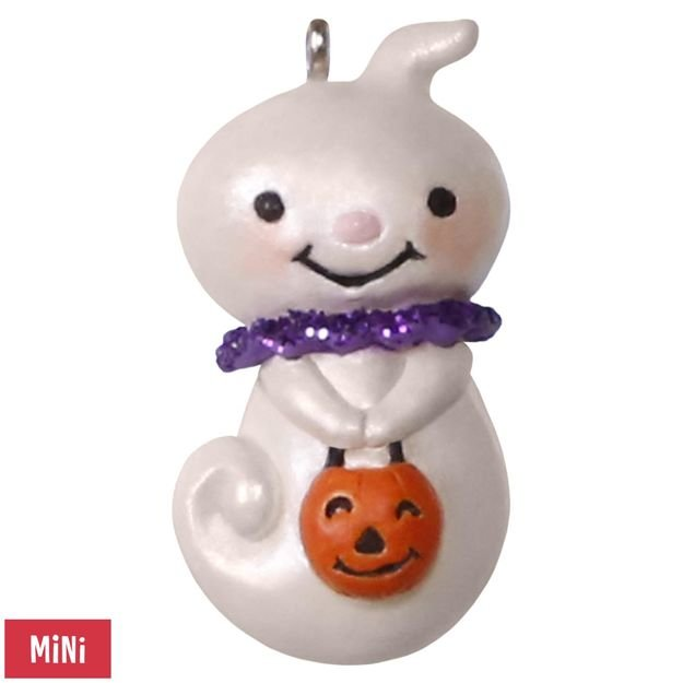 2017 Halloween - Teensy Weensy Ghost, Miniature