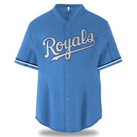 2018 Kansas City Royals Jersey