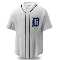 2018 Detroit Tigers Jersey
