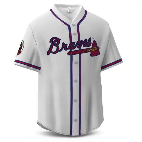 new concept 25a85 70279 2018 Atlanta Braves Jersey