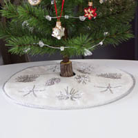 2018 Mini Tree Skirt