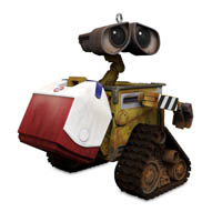 2018 Disney/Pixar Wall-E 10th Anniversary - PRE-ORDER NOW, SHIPS AFTER JULY 14