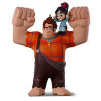 2018 Ralph and Vanellope, Disney Ralph Breaks the Internet: Wreck-It Ralph