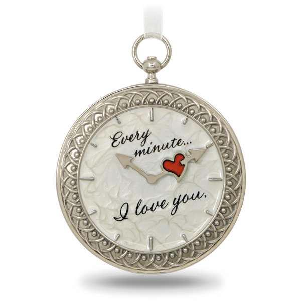 Hallmark Keepsake Christmas Ornament 2018 Year Dated: 2018 Time For Love