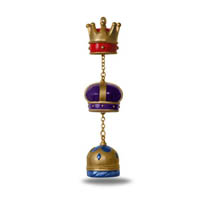 2018 Los Tres Reyes Magos The Three Kings, Miniature